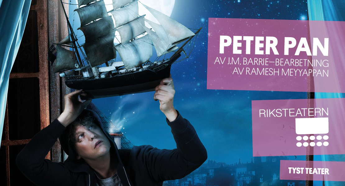 Tyst Teater Peter Pan