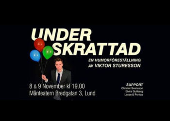 Underskrattad Viktor Sturesson